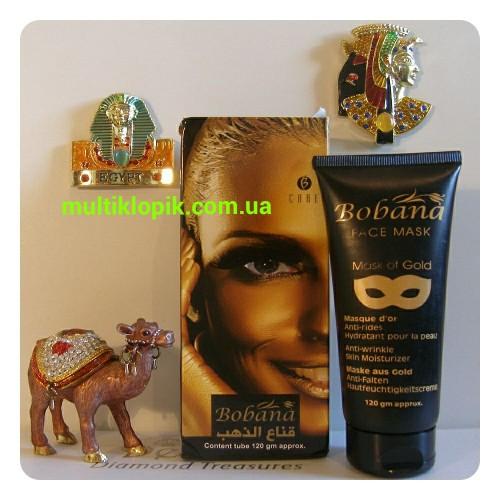 Bobana египет золотая маска Bobana Gold Mask 24k купить в киеве