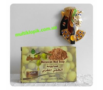 Натуральное мыло с марокканской грязью El-Hawag в Киеве