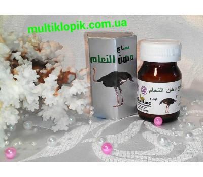 Natural Oils Everline Fat Ostrich-Массажный жир страуса от EverLine в Киеве